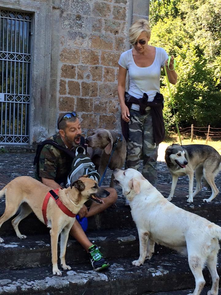 Tana dei Lupi Italy accomodationb Dogs Friendly B&B