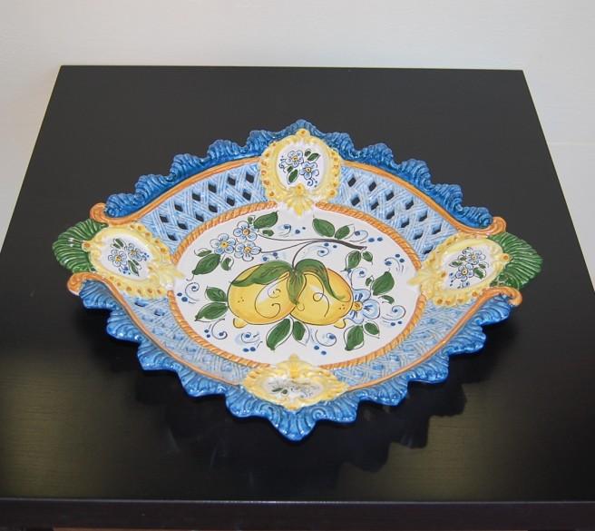 Ceramic centerpiece