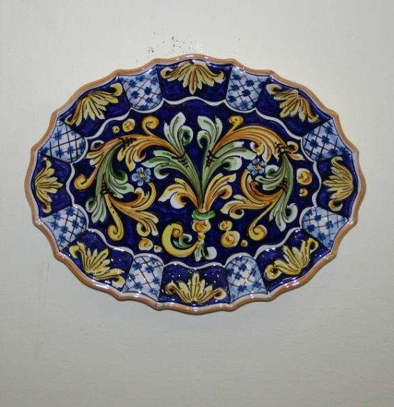 Sicilian pottery