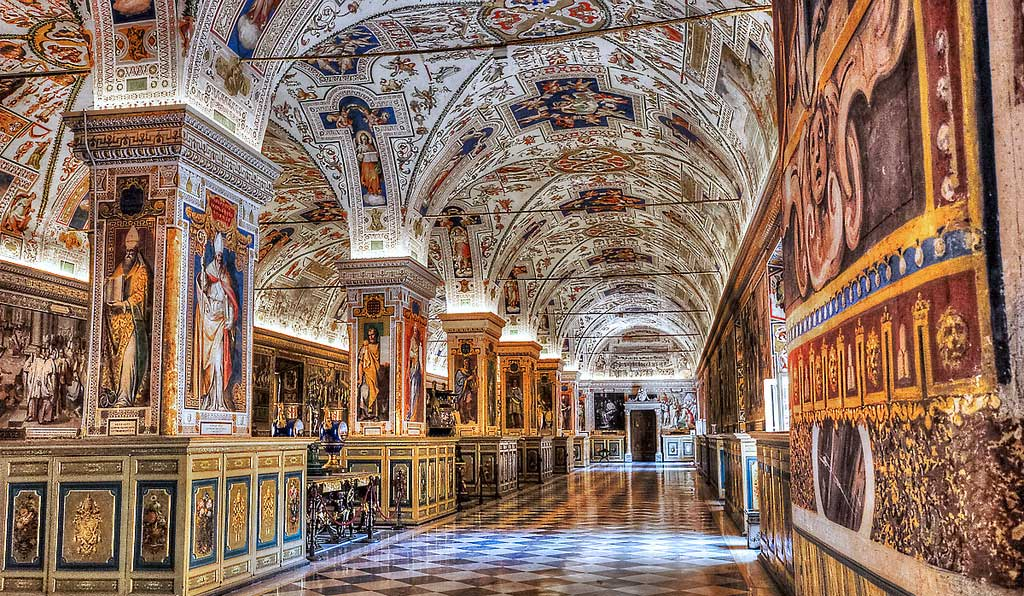 Vatican Museums Great Italy