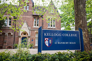 Umberto Eco Kellogg Colleg Oxford