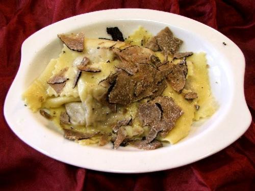 truffle-agnolotti