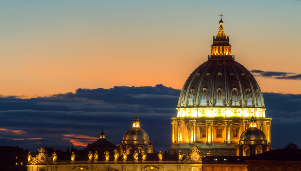 Holiday in Rome - St. Peter - Rome - Great Italy