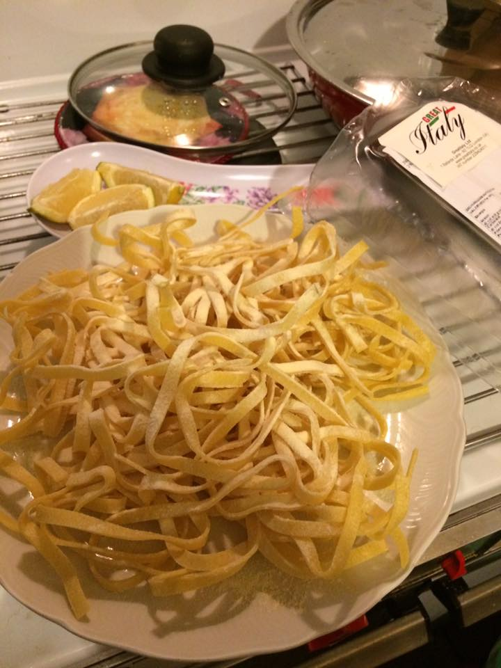 Fresh Pasta Great Italy