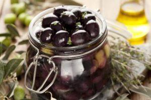 Olives in Brine Biological