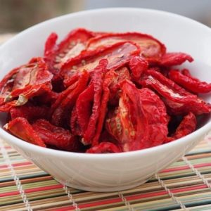Dry Dried Tomatoes