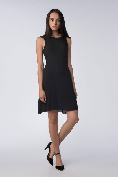 Women's Clothes - Silk Dress