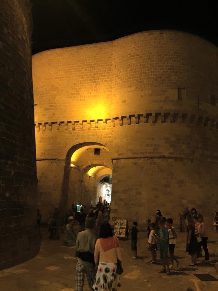 Otranto Castle Puglia