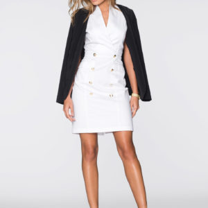 Sheath Dress - Italian fashion - Elegant Outfit