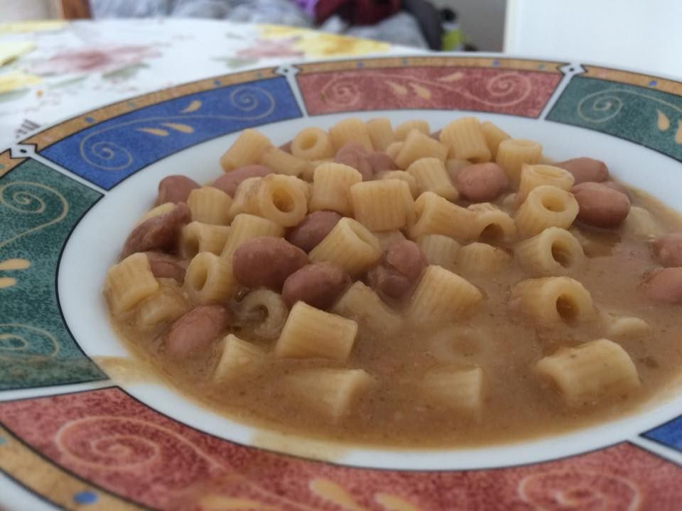 Pasta Beans - Great Italy Food